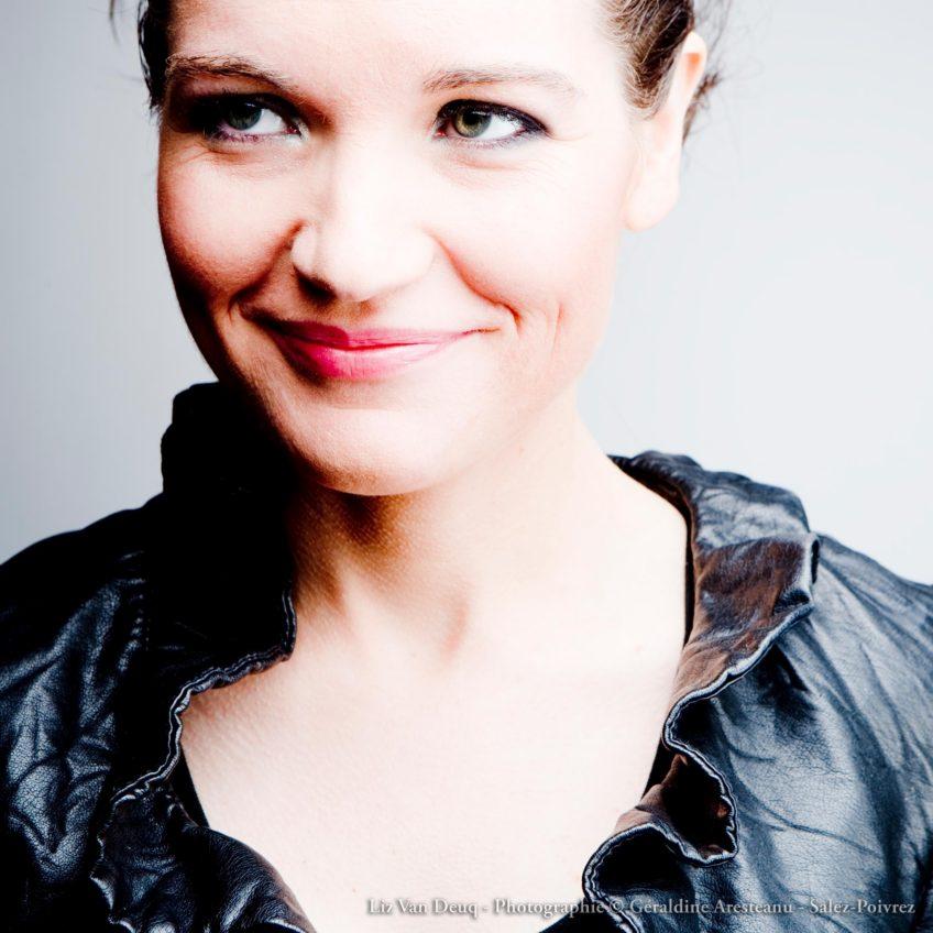 Anna-Liz par Géraldine Aresteanu